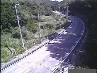 国道49号 阿賀町栄山のライブカメラ|新潟県阿賀町