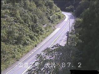 国道7号 村上市大沢のライブカメラ|新潟県村上市