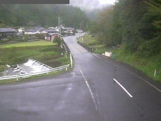 鳥取県道103号 若桜町赤松のライブカメラ|鳥取県若桜町