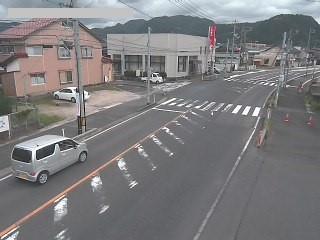 鳥取県道22号 湯梨浜町松崎のライブカメラ|鳥取県湯梨浜町