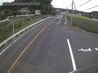 鳥取県道23号 倉吉市上神のライブカメラ|鳥取県倉吉市