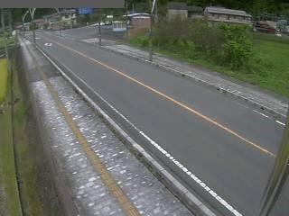 鳥取県道21号 三朝町三朝のライブカメラ|鳥取県三朝町