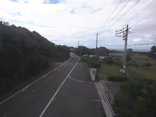 鳥取県道267号 琴浦町逢束のライブカメラ|鳥取県琴浦町