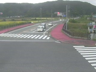 鳥取県道280号 鳥取市青谷町青谷のライブカメラ|鳥取県鳥取市