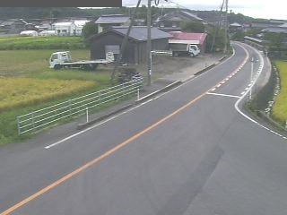 鳥取県道289号 琴浦町出上のライブカメラ|鳥取県琴浦町