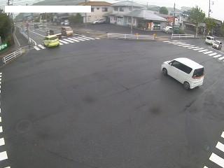 鳥取県道31号 国府町新町のライブカメラ|鳥取県鳥取市