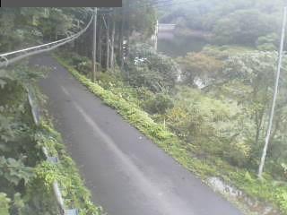 鳥取県道33号 三朝町中津のライブカメラ|鳥取県三朝町
