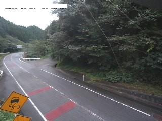 鳥取県道35号 日野町間地峠のライブカメラ|鳥取県日野町