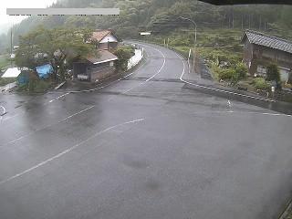 鳥取県道37号 国府町大石のライブカメラ 鳥取県鳥取市