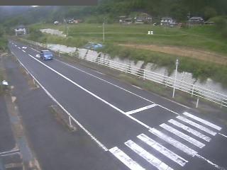 鳥取県道46号 伯耆町上代のライブカメラ|鳥取県伯耆町