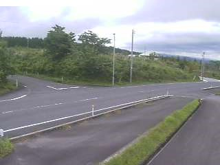 鳥取県道52号 伯耆町小林のライブカメラ|鳥取県伯耆町