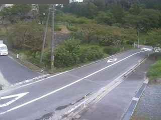 鳥取県道52号 伯耆町大滝のライブカメラ|鳥取県伯耆町