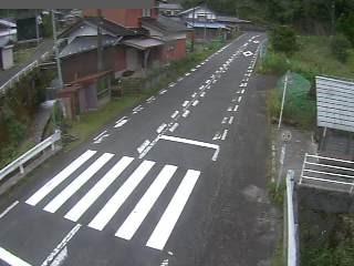 鳥取県道6号 智頭町口宇波のライブカメラ|鳥取県智頭町