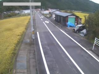 鳥取県道6号 八頭町日田のライブカメラ|鳥取県八頭町