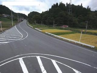 鳥取県道8号 日南町上石見のライブカメラ|鳥取県日南町