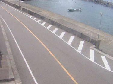 福井県道216号・常神三方線 小川のライブカメラ|福井県若狭町