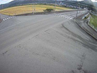 福井県道22号・上中田烏線 下吉田のライブカメラ|福井県若狭町