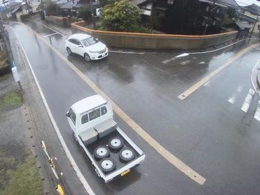 福井県道5号・福井加賀線 下番蔵間交差点のライブカメラ|福井県あわら市