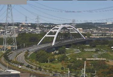 平成記念橋のライブカメラ 愛知県豊田市