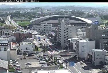 国道153号 元城町~挙母町付近のライブカメラ|愛知県豊田市