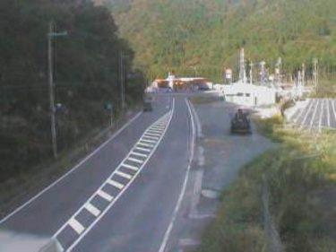 国道303号 野口のライブカメラ|滋賀県高島市