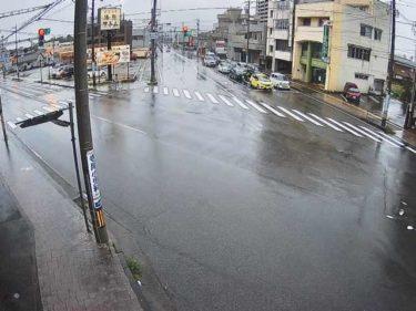 国道416号 幾久南のライブカメラ 福井県福井市