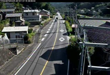 国道420号 中切町のライブカメラ|愛知県豊田市