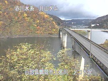 梵字川 ノコト沢のライブカメラ|山形県鶴岡市