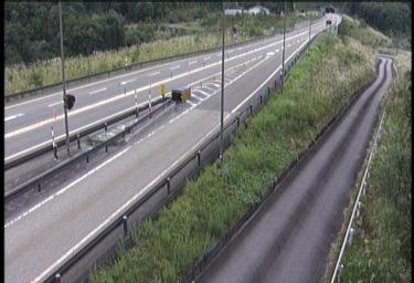 中部縦貫自動車道 牧ヶ洞チェーンベースのライブカメラ|岐阜県高山市