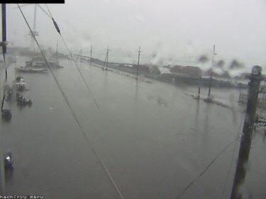 八竜丸能代港のライブカメラ|秋田県能代市