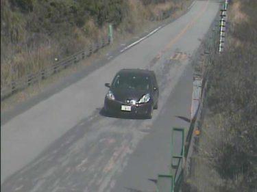 熊本県道111号 阿蘇南登山道路火の山トンネルのライブカメラ|熊本県南阿蘇村