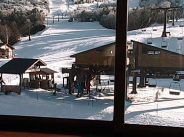 熊の湯スキー場のライブカメラ|長野県山ノ内町