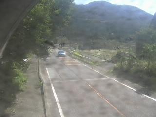 国道303号 水坂トンネル東のライブカメラ|滋賀県高島市