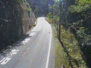 国道367号 伊香立途中1のライブカメラ|滋賀県大津市