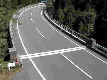 国道387号 鉾ノ甲のライブカメラ|熊本県菊池市