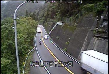 国道41号 三ッ渕のライブカメラ|岐阜県下呂市