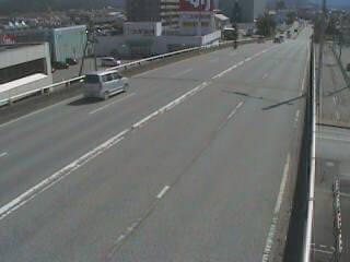 滋賀県道528号 福満跨線橋のライブカメラ|滋賀県彦根市