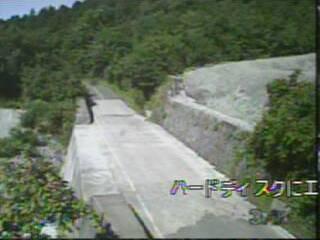 鳥取県道45号 一ノ沢のライブカメラ 鳥取県大山町