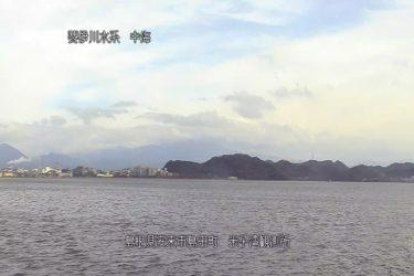 中海 米子湾のライブカメラ 島根県安来市
