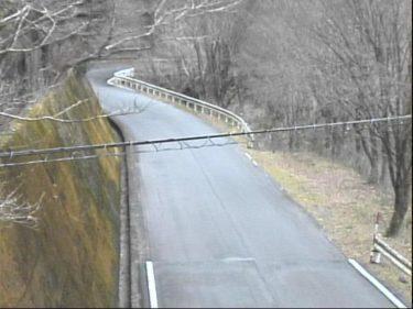 【冬季のみ公開】国道439号 芳生野丙 梼原町方向のライブカメラ|高知県津野町