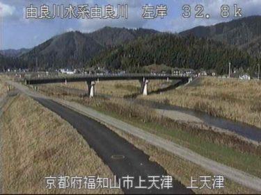 由良川 上天津のライブカメラ|京都府福知山市