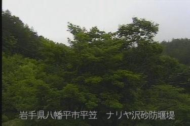 岩手山 ナリヤ沢のライブカメラ|岩手県八幡平市