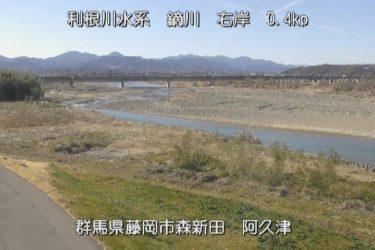 鏑川 阿久津(鏑川)のライブカメラ|群馬県高崎市