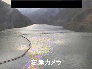 神室ダム ダム右岸のライブカメラ|山形県金山町