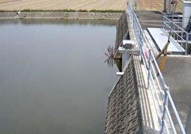 嘉瀬川 三日月排水機場のライブカメラ|佐賀県小城市