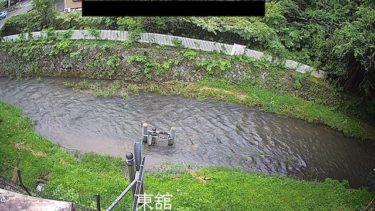 来内川 東舘のライブカメラ|岩手県遠野市