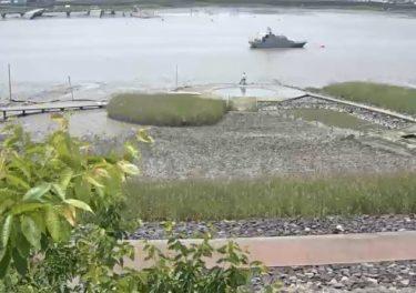 六角川 海遊ふれあいパークのライブカメラ 佐賀県小城市