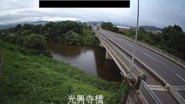猿ヶ石川 光興寺橋のライブカメラ|岩手県遠野市