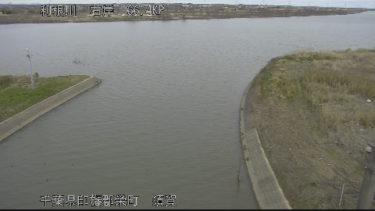 利根川 須賀のライブカメラ|千葉県栄町