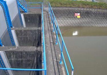 牛津川 三王崎排水機場のライブカメラ|佐賀県小城市